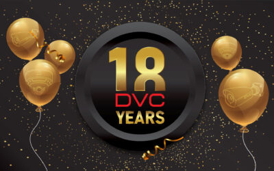 18 years of DVC video surveillance