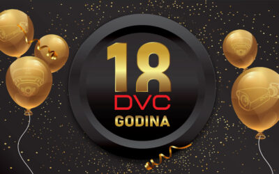 18 godina DVC videonadzora