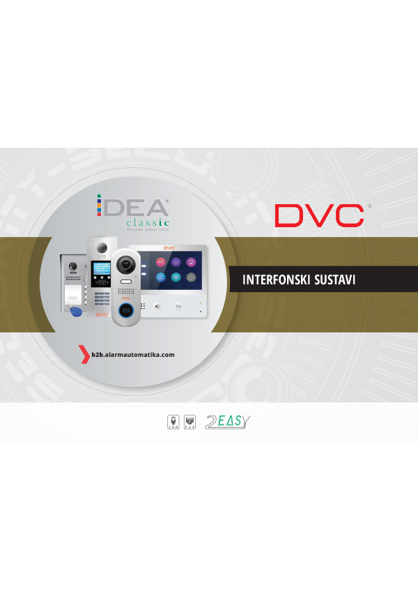 DVC interfonski sustavi