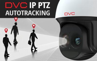 DVC PTZ autotracking praćenje osoba i vozila