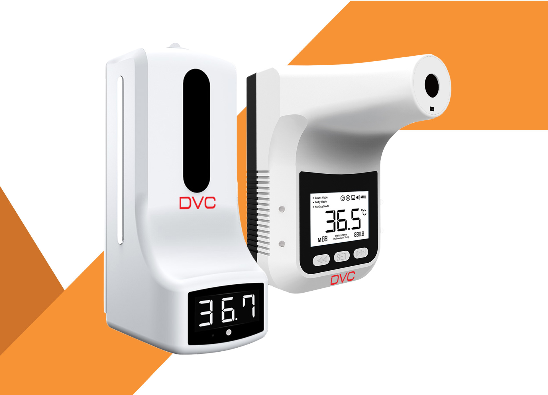 DVC IN-K3 PRO, DVC K9 AUTOMATIC