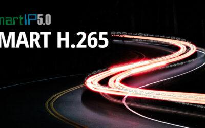 Vrhunska Smart H.265 kompresija