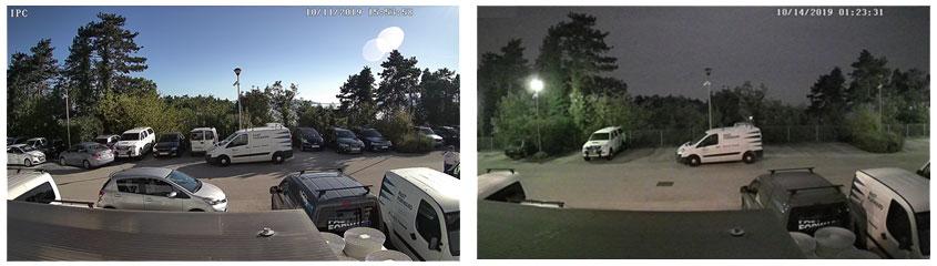 DVC Start IP Camera View