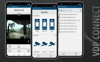 Complete intercom system control via mobile phone